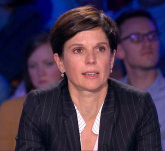 Sandrine Rousseau dans 'On n'est pas couché'