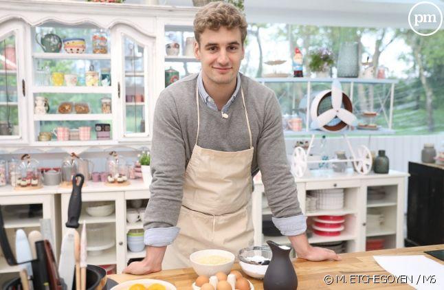 """Matthieu (""""Le Meilleur Pâtissier"""")"""