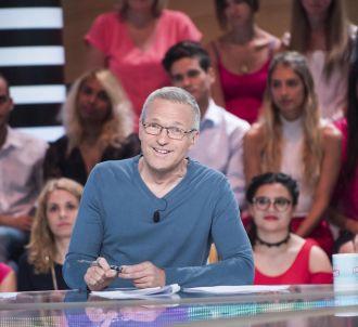 Laurent Ruquier anime 'Les Enfants de la télé' sur France...
