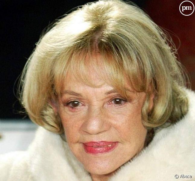 Jeanne Moreau en 2003
