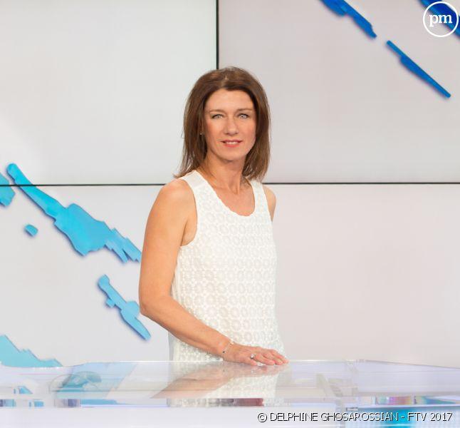 Carole Gaessler sur France 3