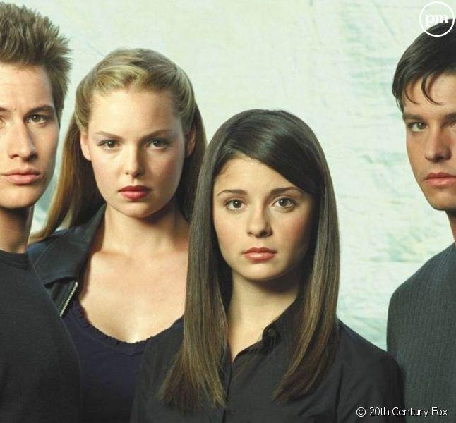 Le cast de la série originale