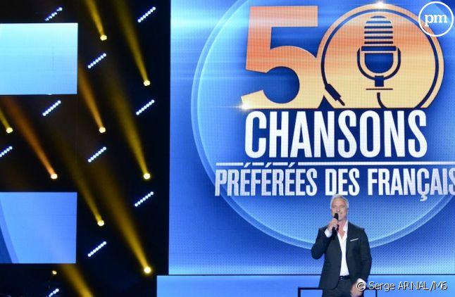"""""""Les 50 chansons préférées des Français"""""""