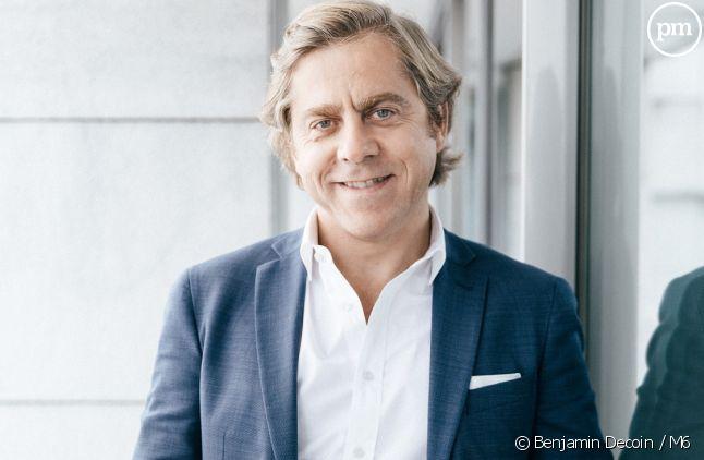 Frédéric de Vincelles, directeur des programmes de M6