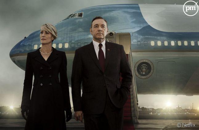 """La saison 6 de la série de Netflix, """"House of Cards"""", sera la dernière"""