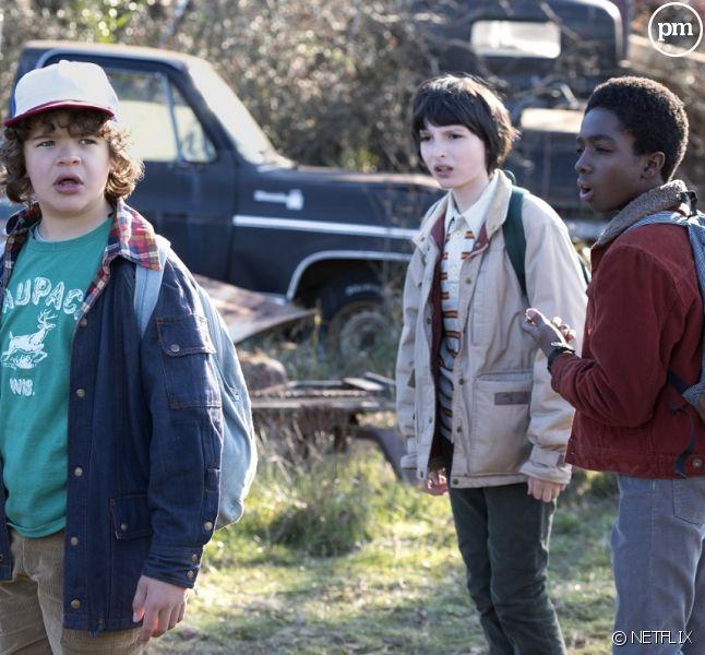 Les audiences explosent celles de The Walking Dead — Stranger Things