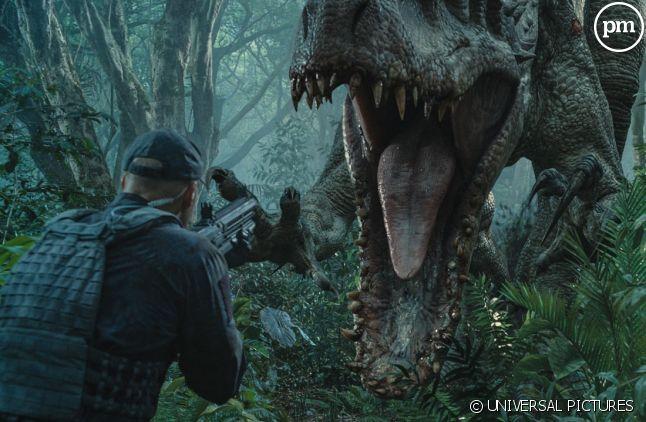 """Jurassic World"" sur TF1"