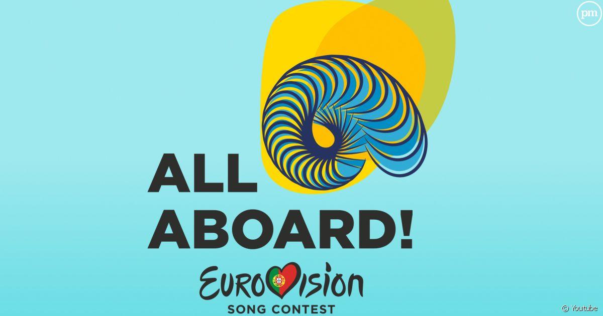 eurovision 2018 le portugal d voile son logo son slogan et les 42 pays participant puremedias. Black Bedroom Furniture Sets. Home Design Ideas