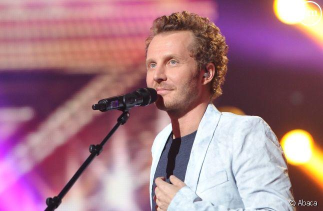 """Le chanteur Sinclair travaille sur un album tout en étant candidat dans """"Danse avec les stars"""" sur TF1"""