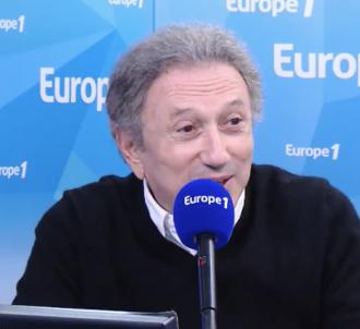 Michel Drucker était invité sur Europe 1 ce matin.