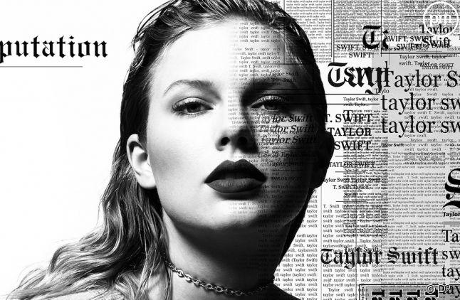 "L'album ""Reputation"" de Taylor Swift"