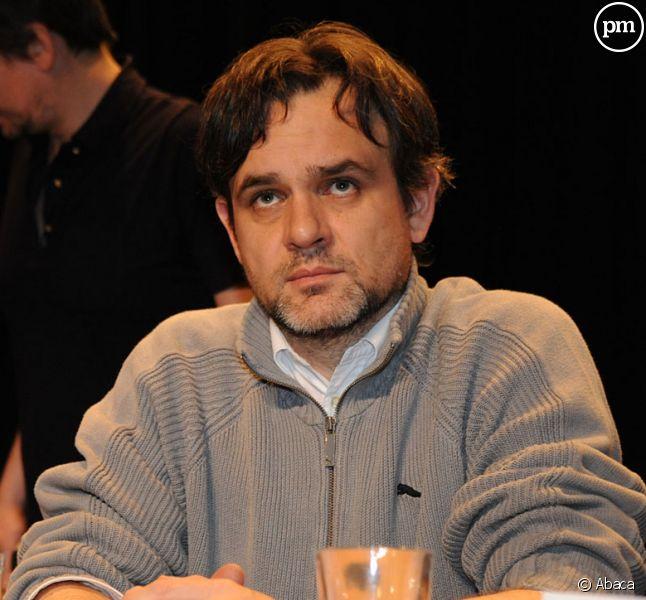 """Le dessinateur Riss est le directeur de la publication de """"Charlie Hebdo"""""""
