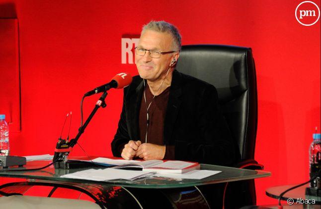 Laurent Ruquier a de quoi avoir le sourire sur RTL
