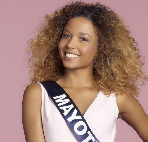 Vanylle Emasse, Miss Mayotte, candidate de Miss France 2018