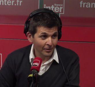 Thomas Sotto évoque son handicap sur France Inter