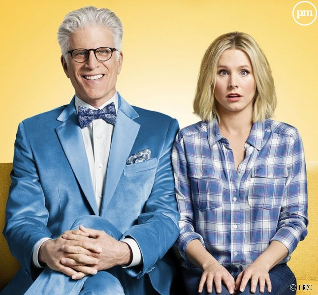 Une saison 3 commandée — The Good Place