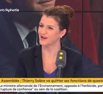Marlène Schiappa sur franceinfo