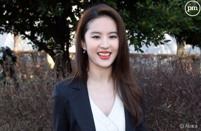 Liu Yifei la future Mulan de Disney