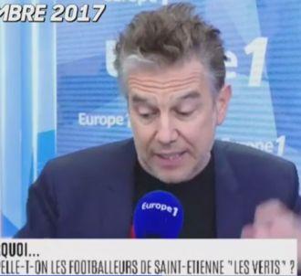 'Quotidien' : Philippe Vandel épingle pour autoplagiat
