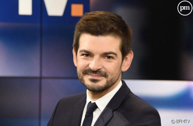Philippe Gaudin, journaliste sur BFMTV