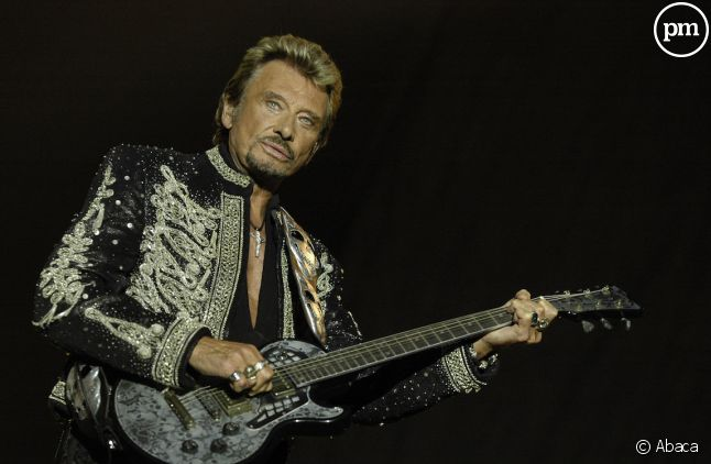 Johnny Hallyday est mort à l'âge de 74 ans.