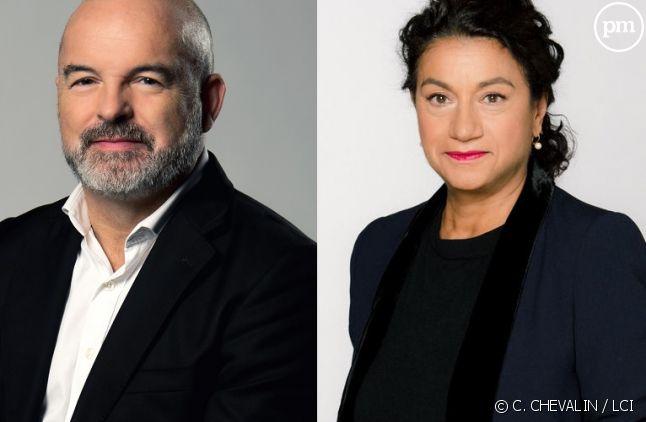 Éric Monier et Valérie Nataf