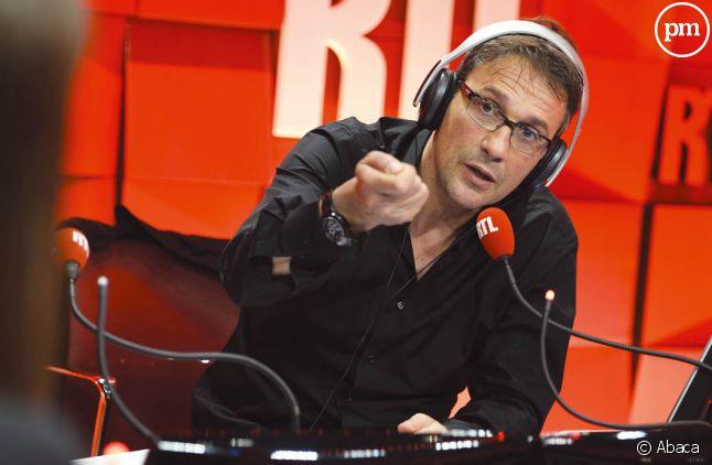 Julien Courbet est leader sur sa tranche horaire tous les matins sur RTL