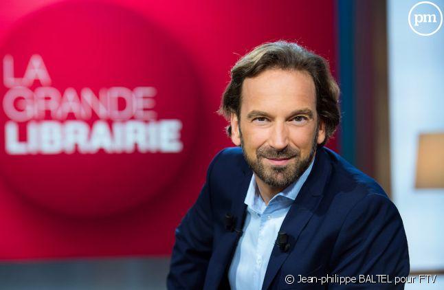 François Busnel, animateur de France 5