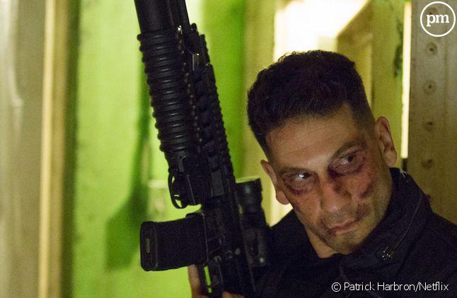 """Jon Bernthal alias Frank Castle le héros de """"The Punisher"""""""