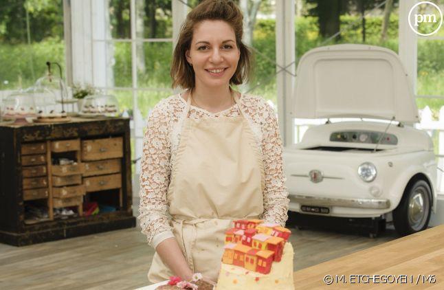 """Rachel, gagnante du """"Meilleur Pâtissier"""" 2017"""