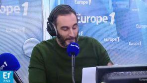 """Matthieu Noël se paye l'interview de Macron par son """"valet"""" Laurent Delahousse"""