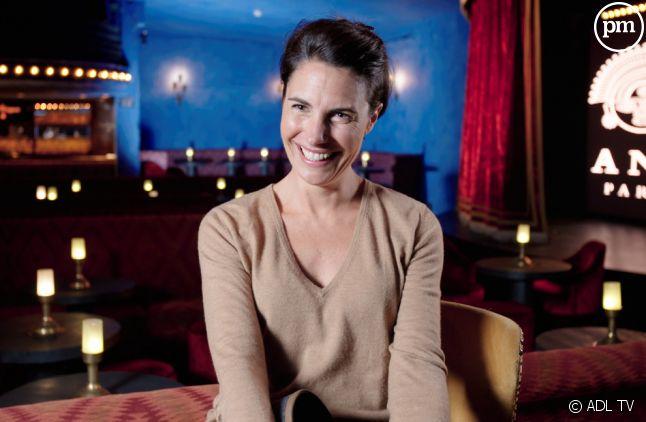 Alessandra Sublet bientôt dans les coulisses du monde du cinéma