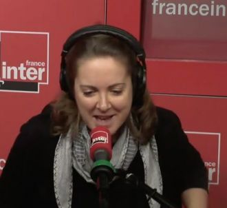 Charline Vanhoenacker flingue Laurent Delahousse