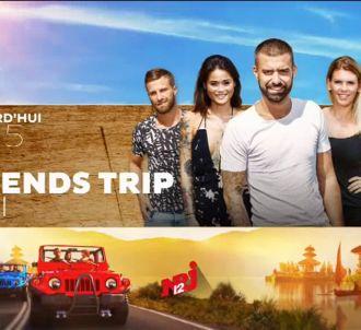 Bande-annonce de 'Friends Trip' saison 4