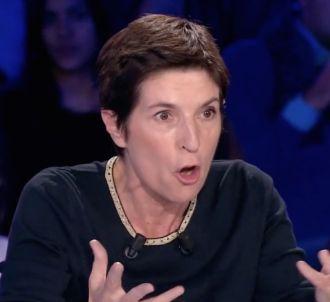 Clash entre Christine Angot et Sandrine Rousseau sur...