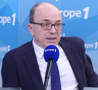 André Gattolin sur Europe 1.