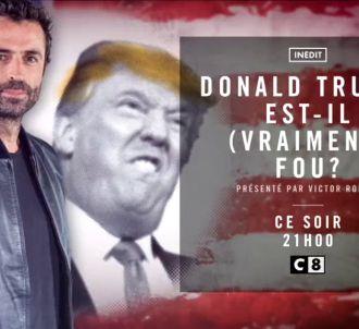 Bande-annonce de 'Donald Trump est-il (vraiment) fou ?'