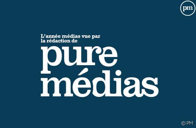 L'année médias vue par puremedias.com