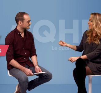 Stéphanie Loire invitée du 14e numéro de #QHM