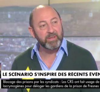 Kad Merad était l'invité ce matin de CNews pour la saison...