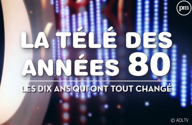 """""""La télé des années 80"""""""