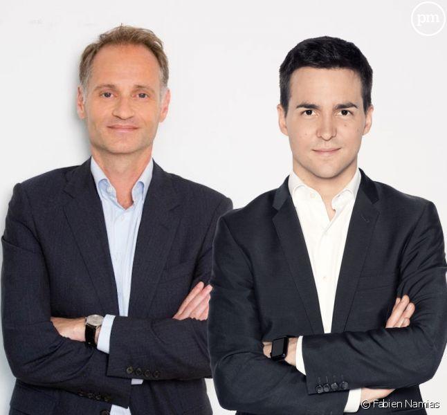 Fabien Namias est nommé directeur général adjoint de LCI