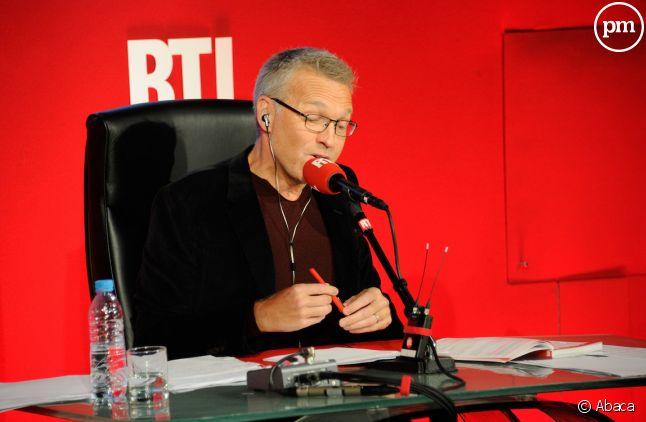 Laurent Ruquier sur RTL.