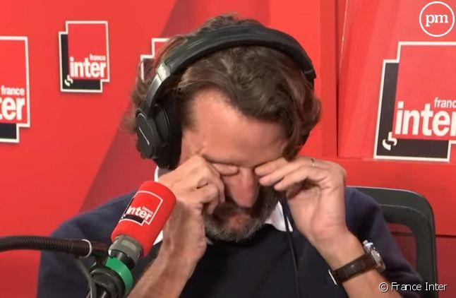Frédéric Beigbeder arrête sa chronique sur France Inter, après une prestation ratée