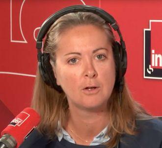 Charline Vanhoenacker se paye Frédéric Beigbeder.