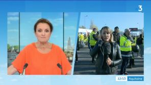 Gilets jaunes : France 3 Aquitaine dément la censure d'une journaliste