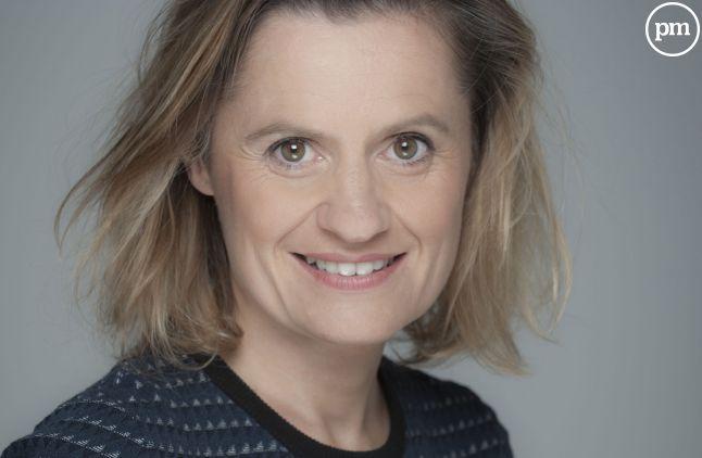 Catherine Alvaresse, la patronne des docs à France Télé