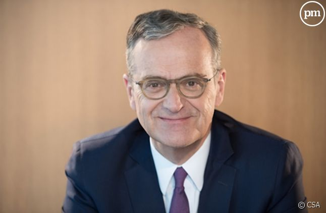 Roch-Olivier Maistre, président du CSA depuis janvier 2019