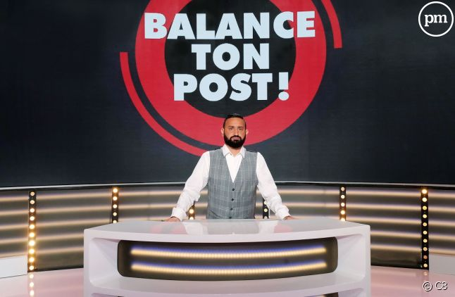 "Cyril Hanouna dans ""Balance ton post !"""