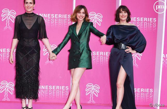 """Les trois comédiennes espagnoles de """"Perfect Life"""""""